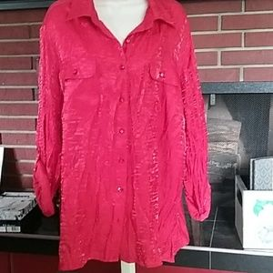 Notations Red blouse